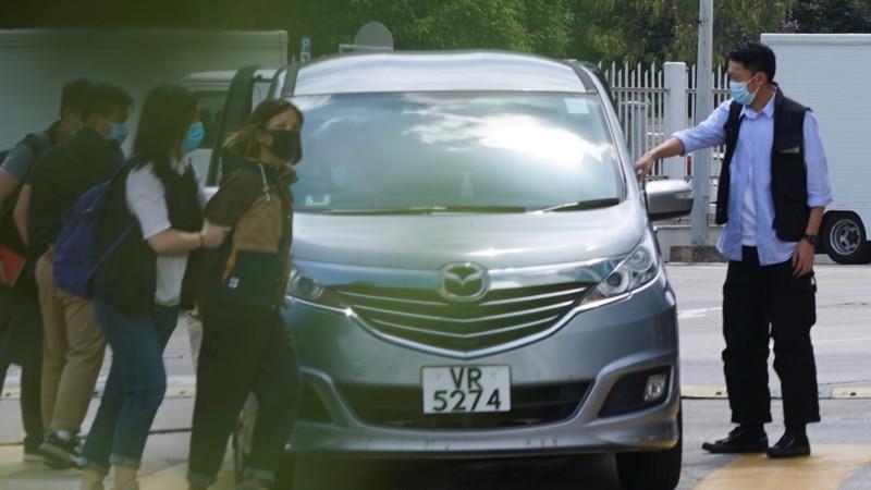 Policija u Hong Kongu uhapsila pet novinara prodemokratskog lista
