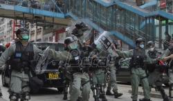 Policija u Hongkongu ispalila suzavac na demonstrante