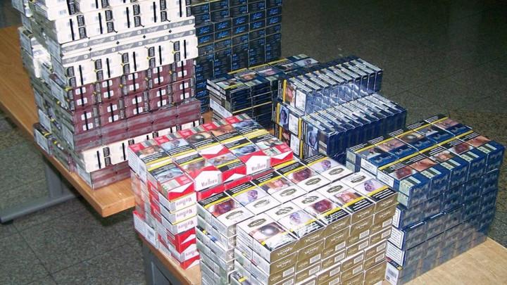 Policija u Kragujevcu podnela prijavu zbog cigareta bez akciznih markica