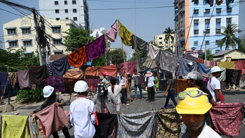 Policija u Mjanmaru ponovo upotrebila silu protiv demonstranata