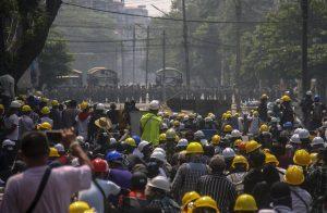 Policija u Mjanmaru ponovo upotrebila silu za razbijanje demonstracija