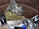 Policija u Nišu zaplenila više od pola kilograma marihuane