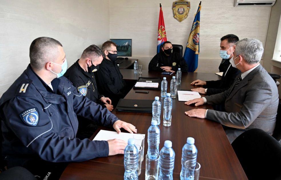 Policija u Novom Pazaru ostvarila dobre rezultate, situacija stabilna