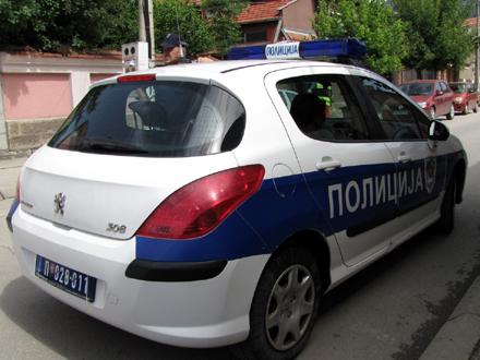 Policija u akciji prikupljanja krvi
