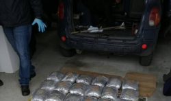 Policija zaplenila 47 kilograma droge, uhapšeno pet ljudi