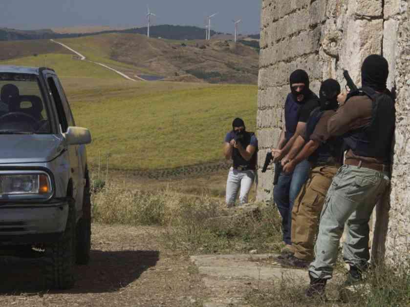 Policijska jedinica Palermo vikendom na RTV-u