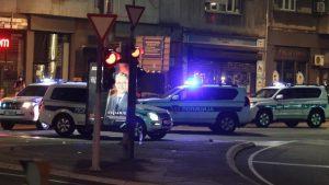 Policijsko nasilje jasna poruka države novinarima