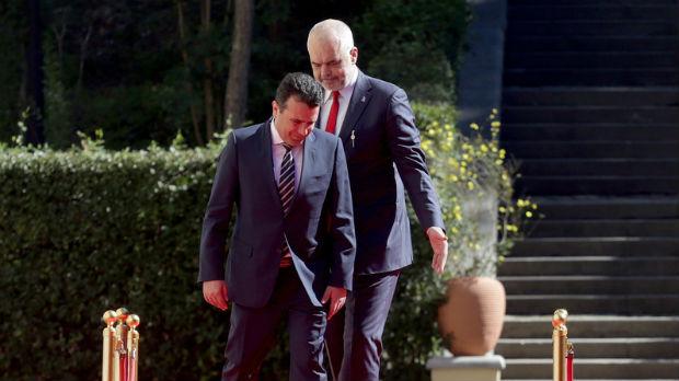 Politički putevi Edija Rame i Zorana Zaeva
