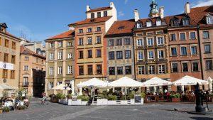 Poljska policija ponovo hapsila na protestu privrednika u Varšavi