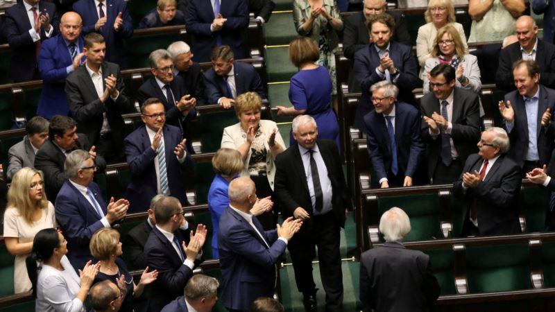 Poljska vladajuća stranka razmatra kadrovske promjene u vezi sa energijom