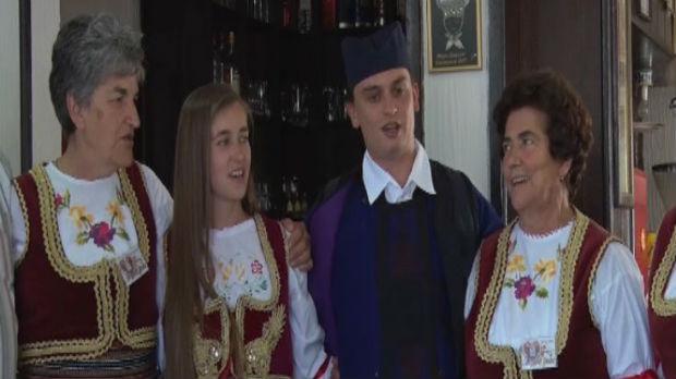 Poljski studenti uče izvorno pevanje u zlatiborskom kraju