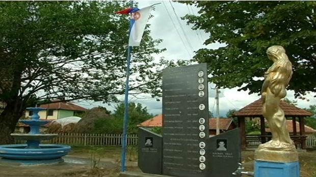 Pomen i parastos stradalima u Goraždevcu