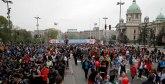 Pomeren Beogradski maraton