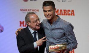 Pomirili se Ronaldo i Perez (VIDEO)
