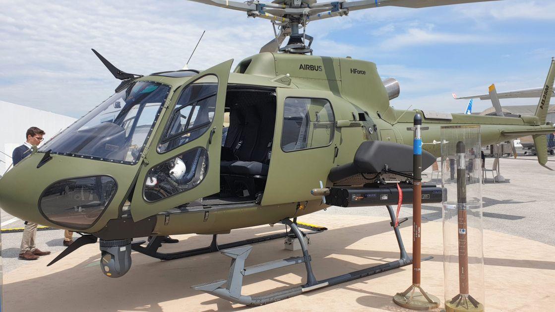 Pomoć Francuske kompaniji Erbas Helikopters: U planu razvoj naslednika helikoptera H125 koji će imati hibridni pogon