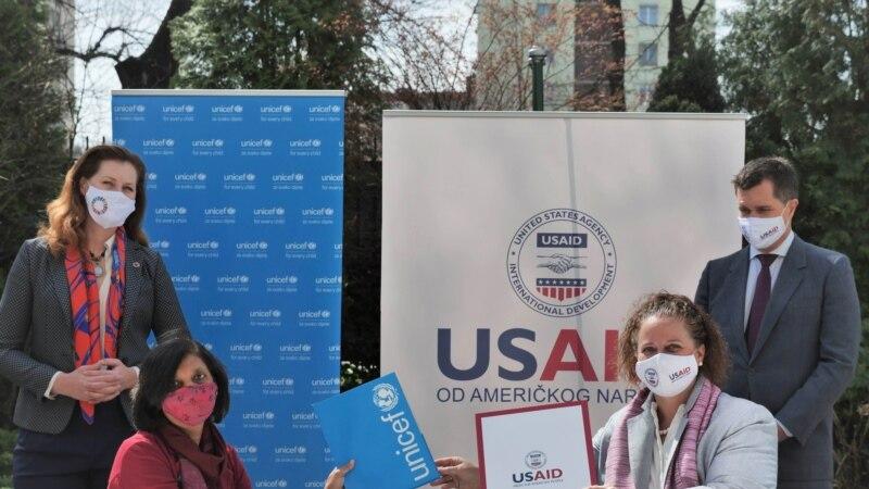 Pomoć USAID od 4,8 miliona dolara BiH za borbu protiv COVID-19