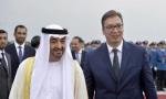 Pomoć stiže u subotu: Vučić razgovarao sa Bin Zajedom