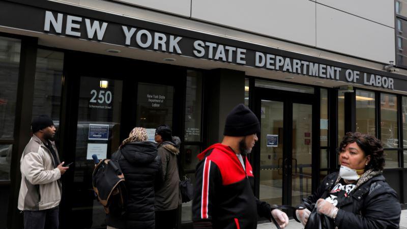 Pomoć za nezaposlene zatražilo još 1,2 miliona građana SAD