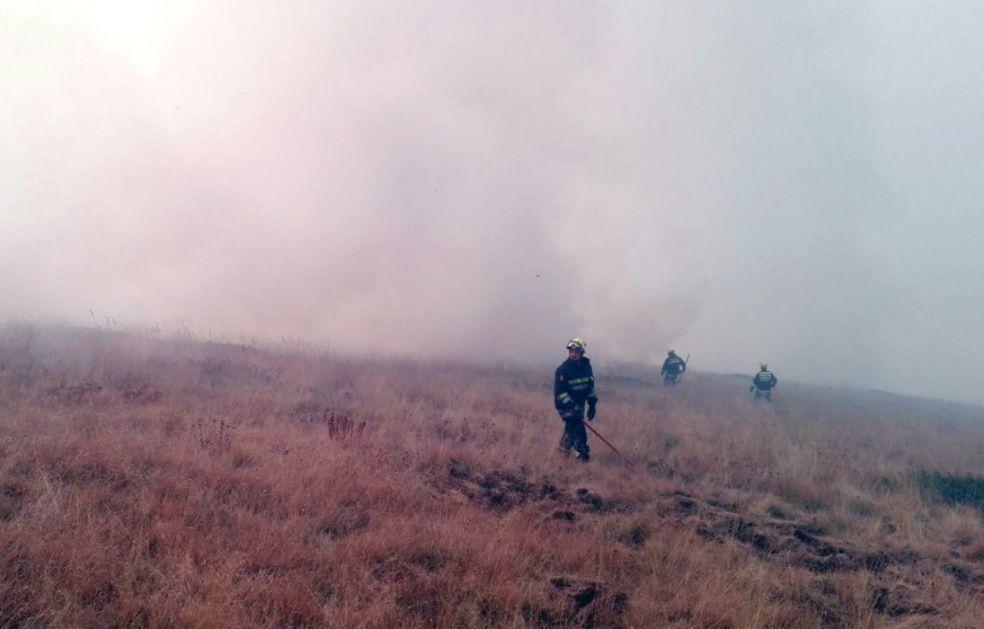 Pomoć za vatrogasna društva 40 miliona dinara