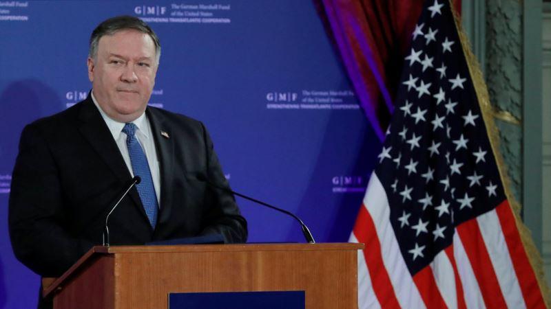 Pompeo: Kina, Rusija i Iran krivi za nestabilnost u svijetu