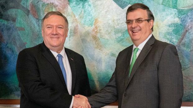 Pompeo: Meksiko jedan od najvažnijih partnera SAD