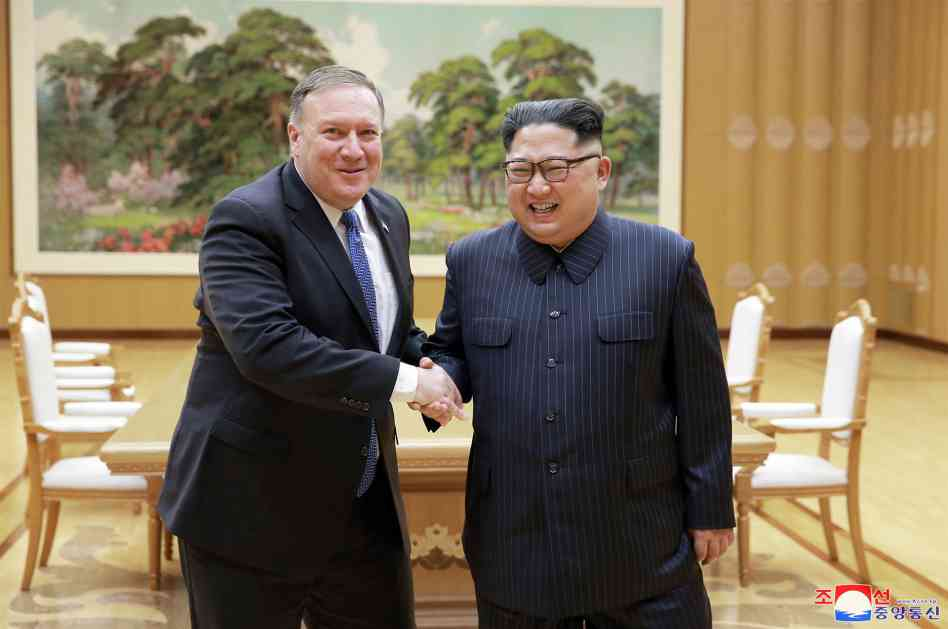 Pompeo: Sledeće nedelje dalji pregovori SAD i Severne Koreje