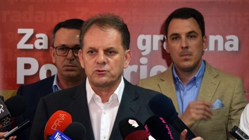 Ponovno suđenje bivšem gradonačelniku Podgorice za aferu 'Koverat'