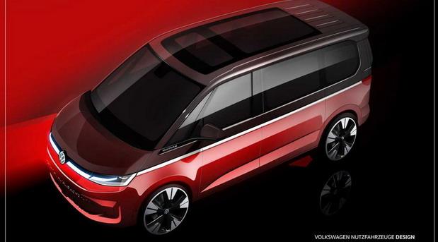 Ponovo najavljen novi Volkswagen Multivan