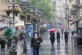 Ponovo nevreme u Beogradu VIDEO