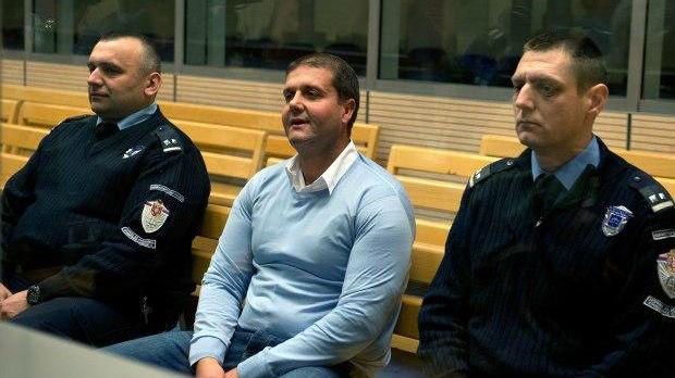Ponovo odložena završnica suđenja Šariću, 24. put