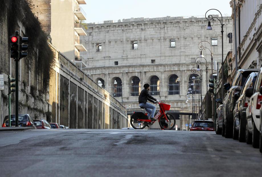 Ponovo otvoren Koloseum - simbol Rima