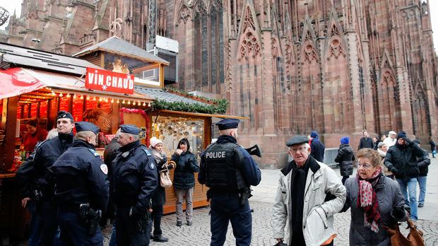 Ponovo otvoren božićni bazar u Strazburu