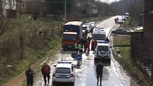 Ponovo u prekidu put Kruševac – Niš preko Đunisa