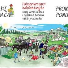 Ponuda poljoprivrednih proizvoda
