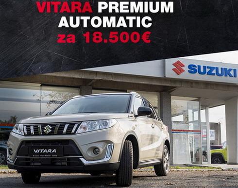 Ponuda za Suzuki Vitaru Premium Automatic