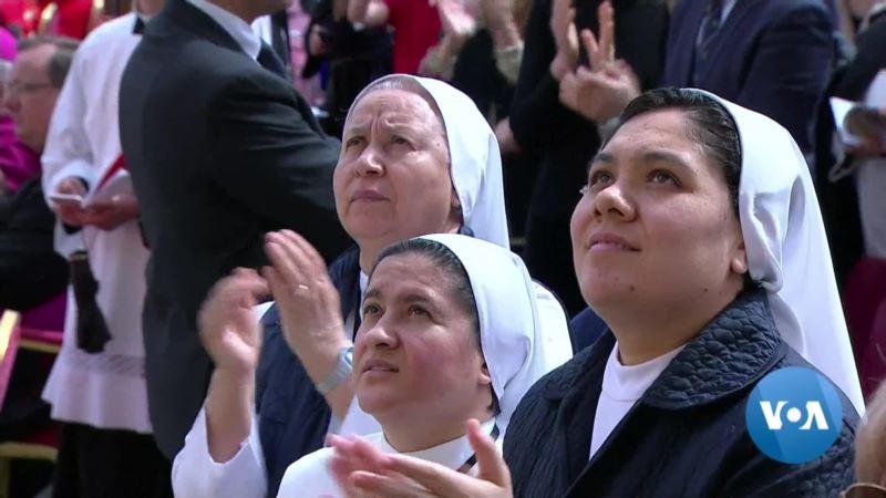 Pope Franja: Sveštenici i biskupi seksualno zlostavljali kaluđerice