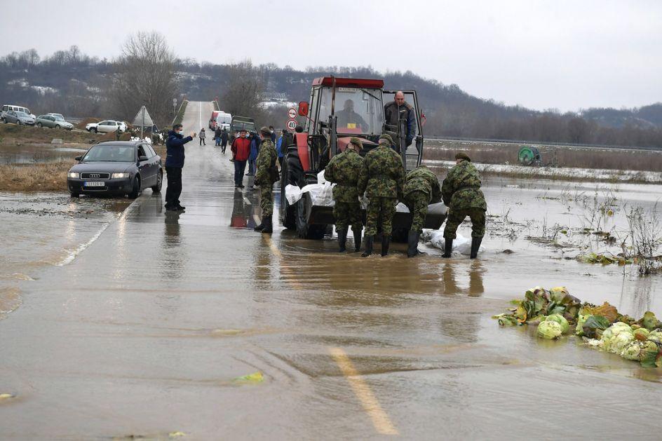 Poplavljenima u januaru pomoć od jedne do 5.000 evra