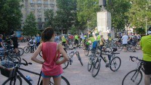 Popodne mesečna biciklistička vožnja u Beogradu, ovog puta protiv seče platana