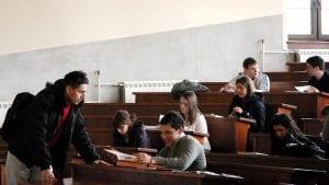 Popović: Izvinjavam se studentima zbog Vučićevih optužbi na njihov račun