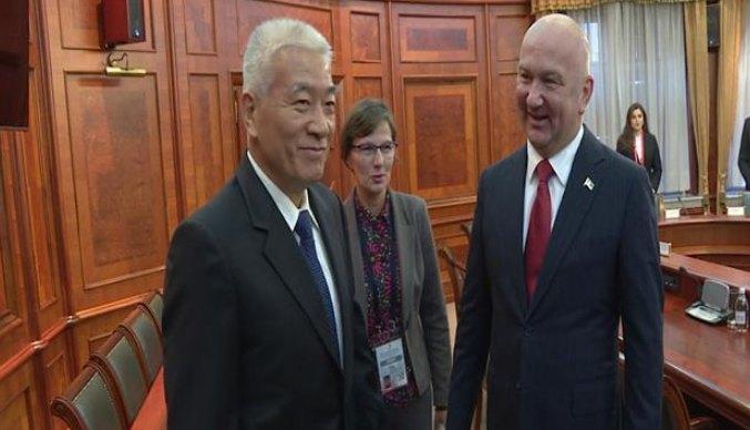 Popović: Odnosi Srbije i Kine na najvišem nivou