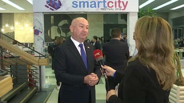 Popović: Specijalni budžžet za pametne gradove