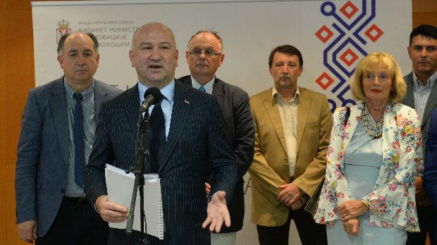 Popović: Srbija ispred osam članica EU u oblasti inovacija