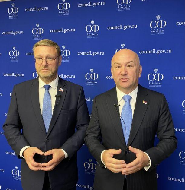 Popović i Kosačov: Neprihvatljivo povlačenje KFOR-a, Rusija nastavlja da pruža podršku Srbiji po pitanju Kosova i Metohije