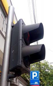 Popravka oštećene saobraćajne signalizacije i druge servisne vesti