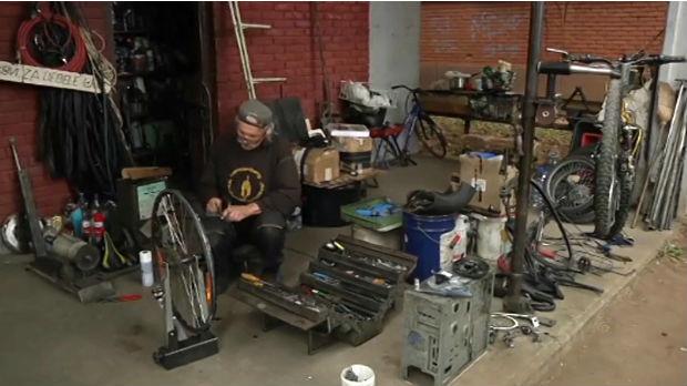 Poprvljaju li Kikinđani svoja bicikla ili imaju druga rešenja