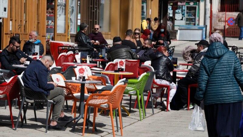 Popustili mjere u Sarajevu za ugostitelje, fitnes centre, bazene