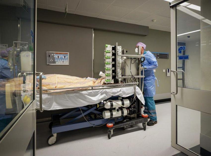 Porast broja novih slučajeva koronavirusa u Mađarskoj, Ukrajini i Rusiji