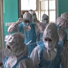 Porastao broj pacijenata sa težom kliničkom slikom Načelnik klinike u Gračanici upozorio na preteću situaciju