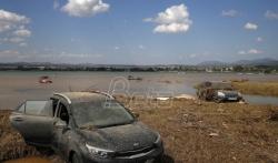 Porastao broj poginulih u bujicama na grčkom ostrvu Eviji, jednog našli kilometrima daleko