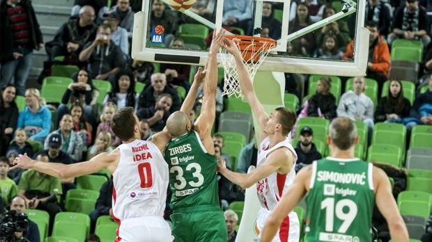 Poraz Zvezde u Ljubljani